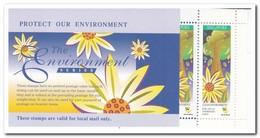 Singapore 1997, Postfris MNH, Flowers, Booklet - Singapore (1959-...)