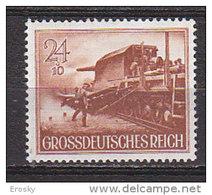 PGL BA1167 - DEUTSCHES REICH EMPIRE ALLEMAND Yv N°801 ** - Unused Stamps