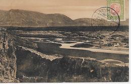 Carte Postale De Pingvellir, Islande Scan R/V. - Islande