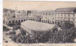 Algeria Bone La Place D'Armes La Mosquee Et La Salle De Reunions - Annaba (Bône)