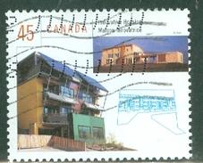 Canada 1998 Y&T 1609 Oblitéré Maison Innovatrice