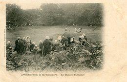 ROCHECHOUART(SAINT MATHIEU) LES BONNES FONTAINES - Rochechouart