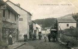 LA JONCHERE - France