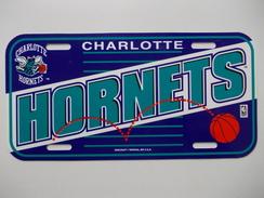 - Plaque NBA. Charlotte HORNETS - Made In USA - - Charlotte Hornets