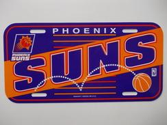 - Plaque NBA. Phoenix SUNS - Made In USA - - Phoenix Suns