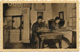 BELGIUM - DENTELLIERES FLAMANDE (LACE MAKERS) B5 - Professions