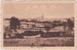 SIVRY-PANORAMA-EDIT.R.PHILIPPE-CARTE ENVOYEE-1936-VOYEZ 2 SCANS-TOP ! - Sivry-Rance