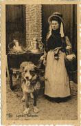 BELGIUM - LAITIERE FLAMANDE (DOG CART) B9 - Professions