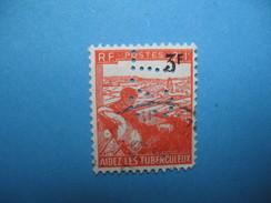 Perforé  Perfin  Référence Ancoper France  : SL136 - Perforés