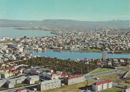 Cartolina - Postcard  - ISLANDA - REYKJAVIK - Islanda