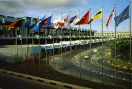 SINGAPORE - CHANGI INTERNATIONAL AIRPORT BUILDING S11 - Singapore