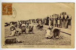 CAYEUX-SUR-MER La Plage Vers 1925 - Cayeux Sur Mer