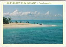 Cartolina - Postcard  - REPUBBLICA DOMINICANA - CAYO LEVANTADO - SAMANA - Islanda