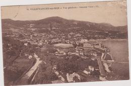 06  Villerfranche Sur Mer  Vue Generale - Villefranche-sur-Mer