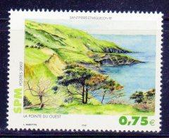 ST PIERRE ET MIQUELON - 2002 -  N° 780  ** - St.Pierre & Miquelon