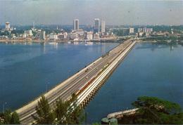 SINGAPORE - JOHORE CAUSEWAY  S22 - Singapore
