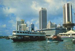 SINGAPORE - RIVER AND COMMERCIAL CENTRE S24 - Singapore