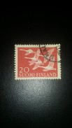USED THEMATIC BIRDS  STAMPS