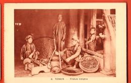 D1354  Tonkin, Tongkin Tong-king. Filature Indigène. Non Circulé - Viêt-Nam