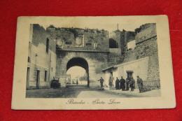 Brindisi Porta Lecce 1915 Animata Ed. Anelli - Brindisi