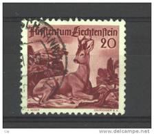 Liechtenstein  :  Yv   247  (o)