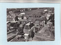 CPSM - En Avion Au Dessus De... 7. DOUVRAIN  (Pas De Calais) -  La Mairie - Autres Communes