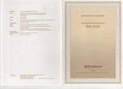 Emission Commune France - Allemagne - Max Ernst - Gemeinschaftsausgaben