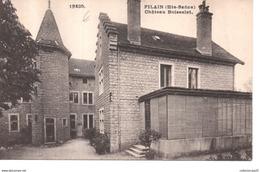 19225 - Filain - ( Haute Saône ) - Château Boisselet - Edition C.L.B. Besançon ( RARE ! ) - Frankreich