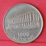 MOZAMBIQUE 1000 METICAIS 1994 -    KM# 122 - (Nº18244) - Mozambique