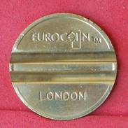 GREAT BRITAIN    - LONDON EUROCEIN    - (Nº18245) - Professionals/Firms