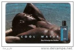 Germany - Davidoff - Cool Water - Parfum - Chip Card - Perfume