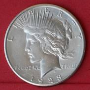 USA 1 DOLLAR 1923 S - 26,73 GRS 0,900 SILVER   KM# 150 - (Nº18264) - Émissions Fédérales