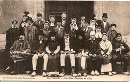 Sainte-Croix - Noces Bressane En 1850 - Sonstige Gemeinden