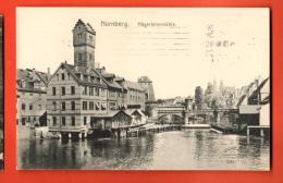 D1373 Nürnberg  Nägerleinsmühle  . Gelaufen In 1910 Nach Schweiz. - Nuernberg