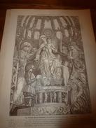 1901:La Vierge De La Victoire; Macbeth;Henri IV;Shakespeare; La Pêche A La Ligne En Eau Douce;Méo Patacca; Etc - Vieux Papiers