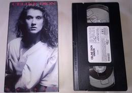Céline Dion VHS Originale Unison Avec Des Titres Live - Concert & Music