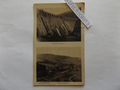 Schlesiertal, Weistritz-Talsperre, Ober-Breitenhain, Ca. 1921 - Schlesien