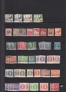 ALGERIE - LOT DE TIMBRES NEUFS - 3 SCANS  / 6519 - Colecciones & Series