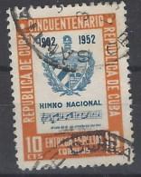 Cuba Expres U 14 (o) Usado. 1952 - Francobolli Per Espresso
