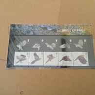 GB 2003 Birds Of Prey Pres Pack  PO#343 - Presentation Packs
