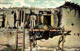 PUEBLO INDIAN HOME - Indios De América Del Norte