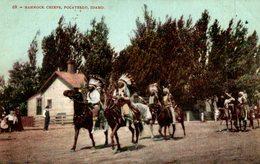 Bannock Chiefs Pocatello Idaho - Indios De América Del Norte