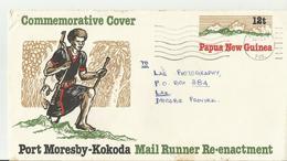 PAPUA -NUEGUINEA CV GS - Papua-Neuguinea