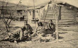 Rare  Jerking Beef - Indios De América Del Norte