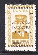 VIET MINH  1 L 6 A  Perf.  12 X 14     * - Vietnam