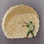 PIN´S THEME PARACHUTISTE - Parachutting