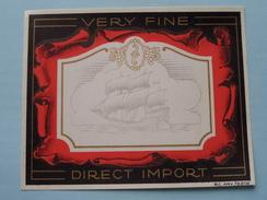 Very Fine - Direct Import ( RC. ANV.73.202 / Details Op Foto ) !! - Rhum