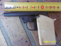 Pistolet Deux Canon - Armes Neutralisées