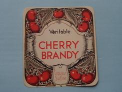 CHERRY BRANDY ( Dep 172 MvdH : Details Op Foto ) !! - Autres