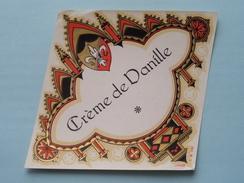 Crème De DANILLE ( Dep 1135 M F : Details Op Foto ) !! - Autres
